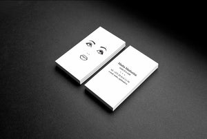 Art Business Card (set of 100 pieces)