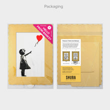 Load image into Gallery viewer, Hello From Banksy — Girl with Red Balloon, Postcards