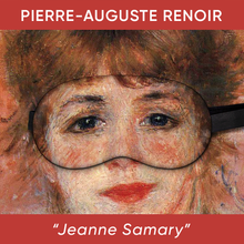 Load image into Gallery viewer, Jeanne Samary Sleep Mask