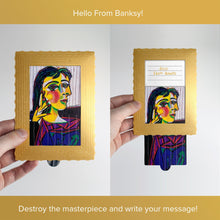 Load image into Gallery viewer, Hello From Banksy — Picasso, Postcards