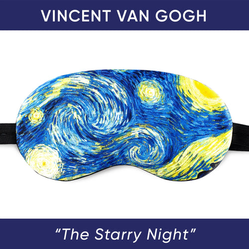 The Starry Night Sleep Mask