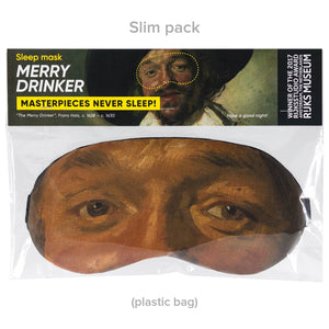 Merry Drinker Sleep Mask