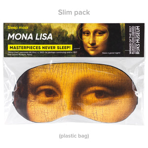 Mona Lisa Sleep Mask