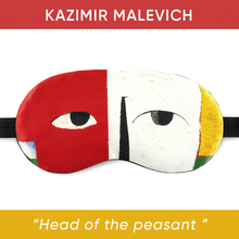 Load image into Gallery viewer, Kazimir Malevich Sleep Mask