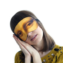 Load image into Gallery viewer, Mona Lisa Sleep Mask