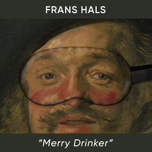Load image into Gallery viewer, Merry Drinker Sleep Mask