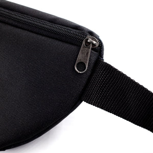 Black Square Bag Belt