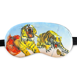 Salvador Dali Sleep Mask
