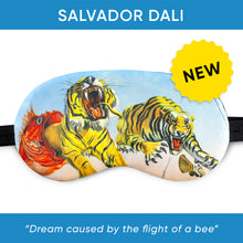 Load image into Gallery viewer, Salvador Dali Sleep Mask