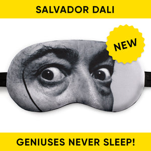 Salvador Dali (Genius) Sleep Mask