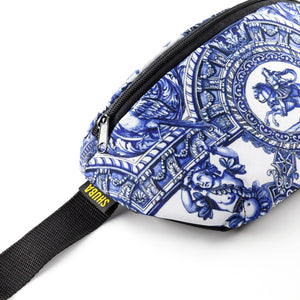 Delft pattern Bag Belt