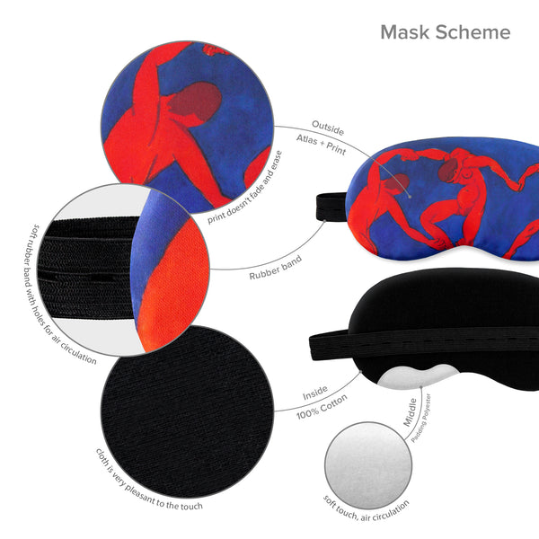 Dance Sleep Mask