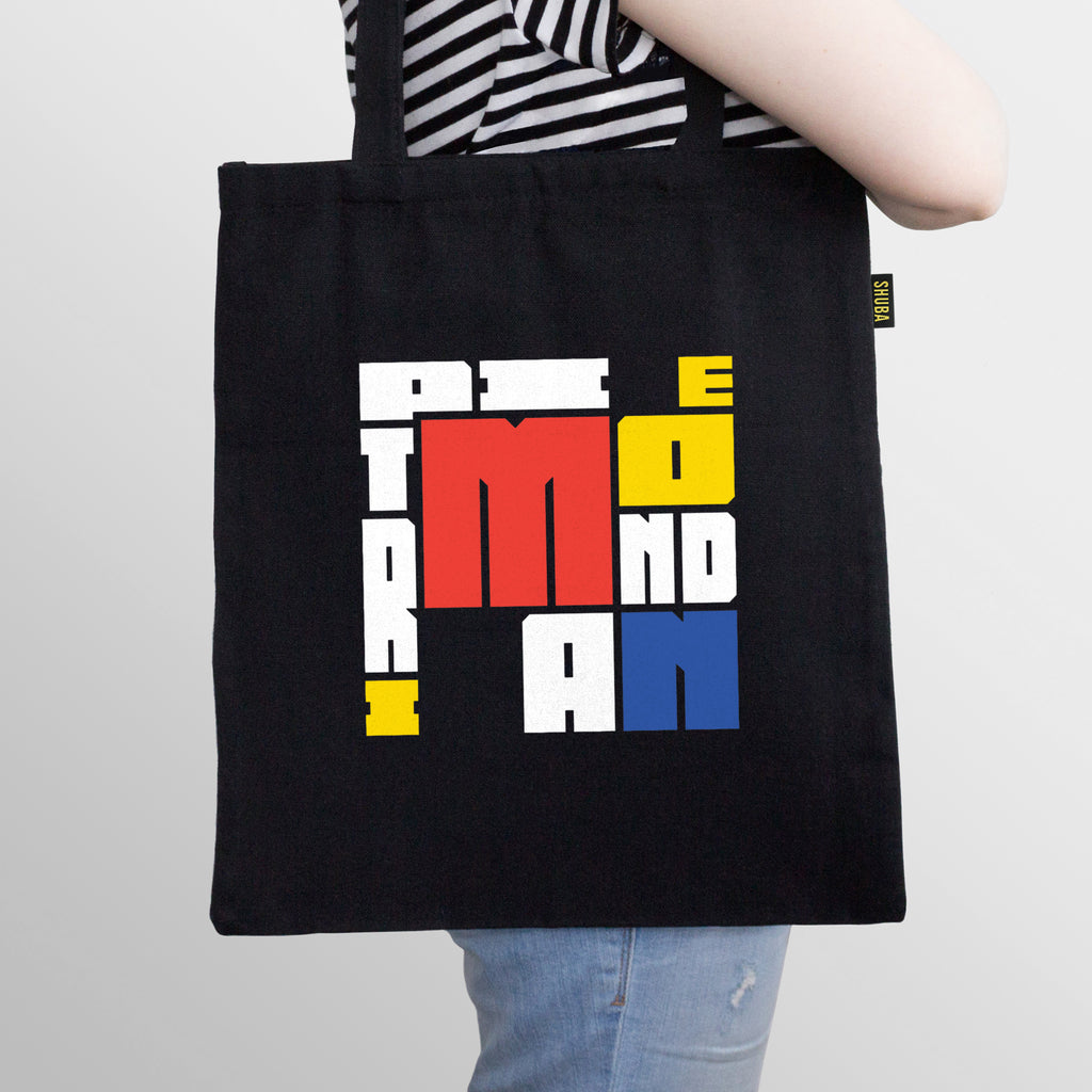 Mondrian Shopper Bag