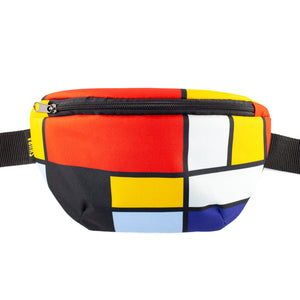 Piet Mondrian Bag Belt