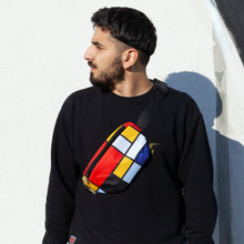 Load image into Gallery viewer, Piet Mondrian Bag Belt