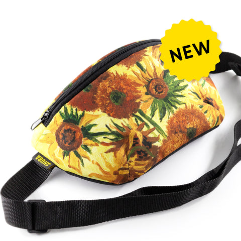 Sunflowers Bag Belt