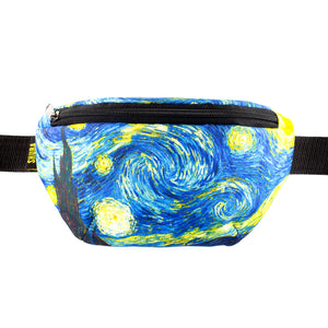The Starry Night Bag Belt