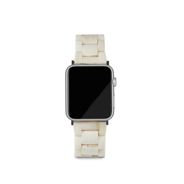MACHETE - APPLE WATCH BAND IN ALABASTER