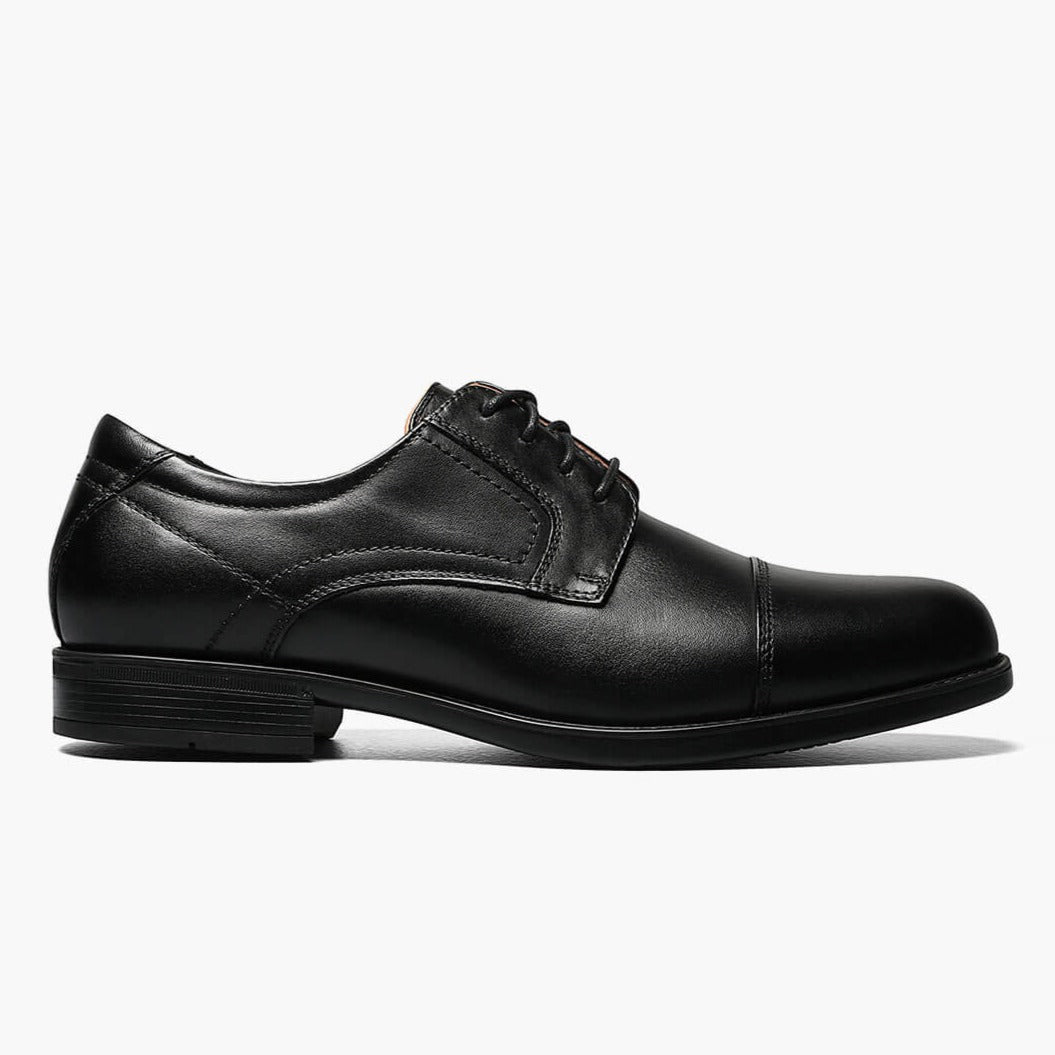 FLORSHEIM - MIDTOWN CAP OX IN BLACK