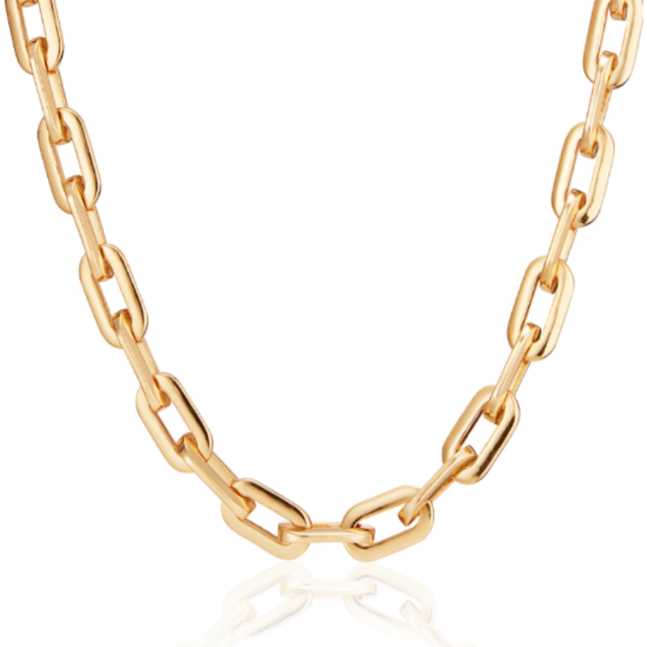 JENNY BIRD - TONI CHAIN NECKLACE IN GOLD