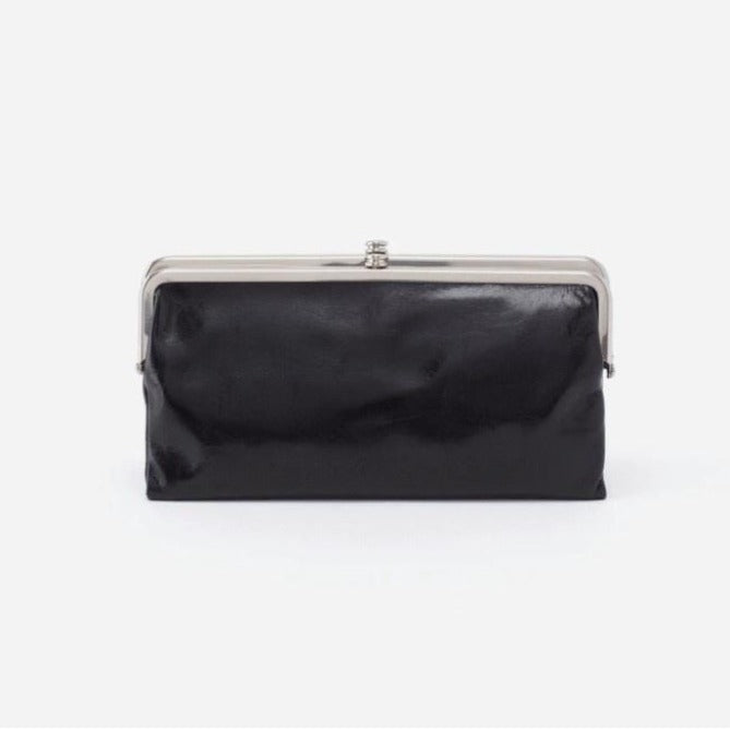 HOBO - LAUREN WALLET IN BLACK