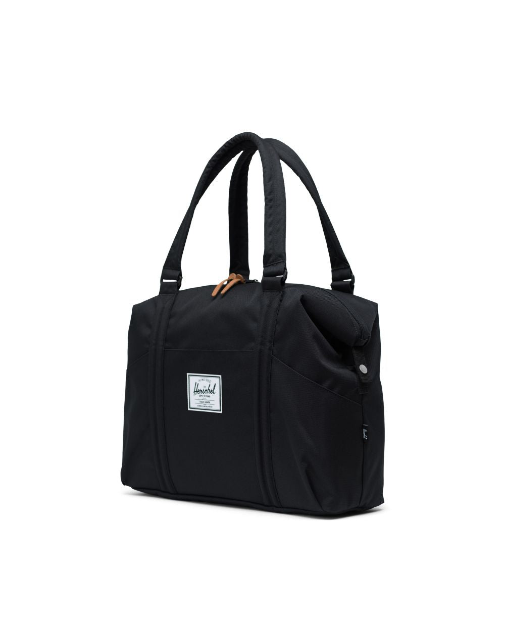 HERSCHEL - STRAND TOTE IN BLACK