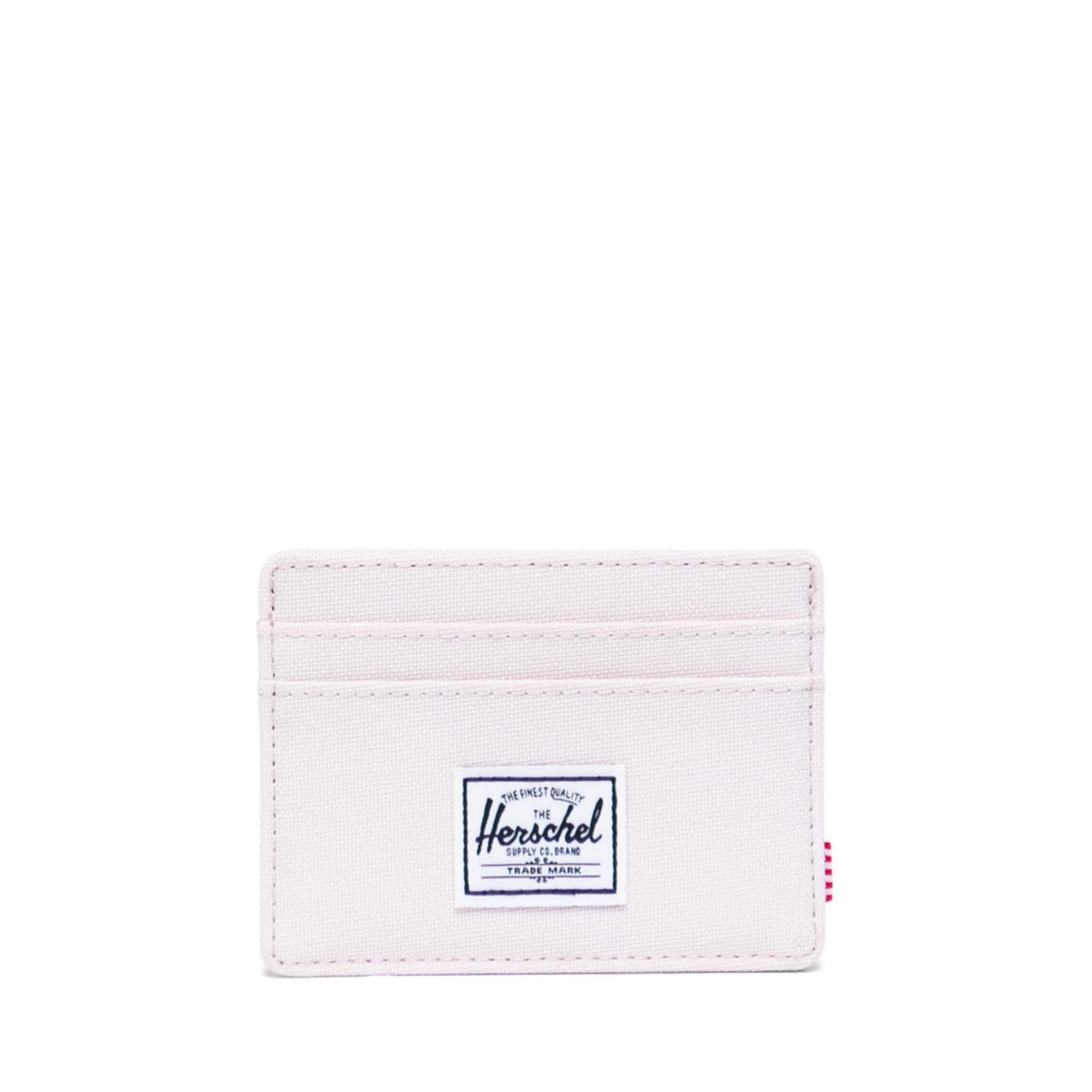 HERSCHEL - CHARLIE WALLET IN ROSE WATER PASTEL