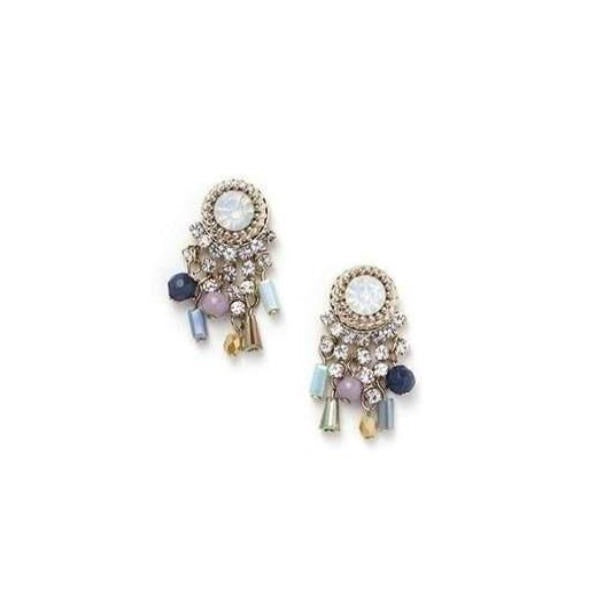 LOVER'S TEMPO - IRIS CHANDELIER EARRING IN MULTI