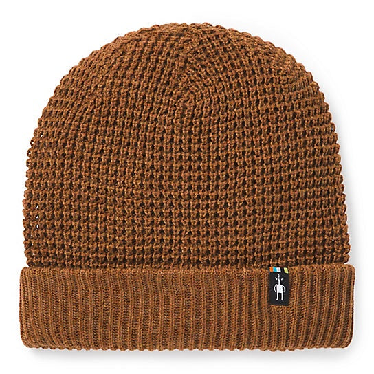SMARTWOOL - CREEK RUN BEANIE IN MONUMENT ORANGE HEATHER
