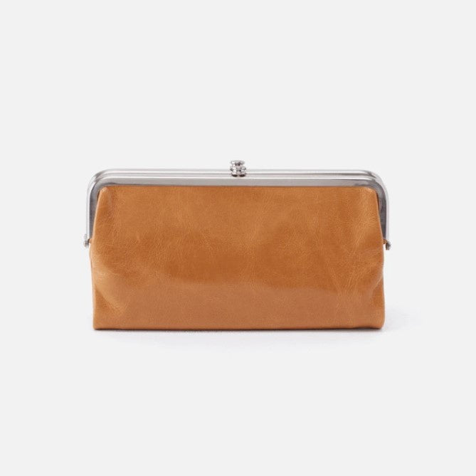 HOBO - LAUREN WALLET IN HONEY