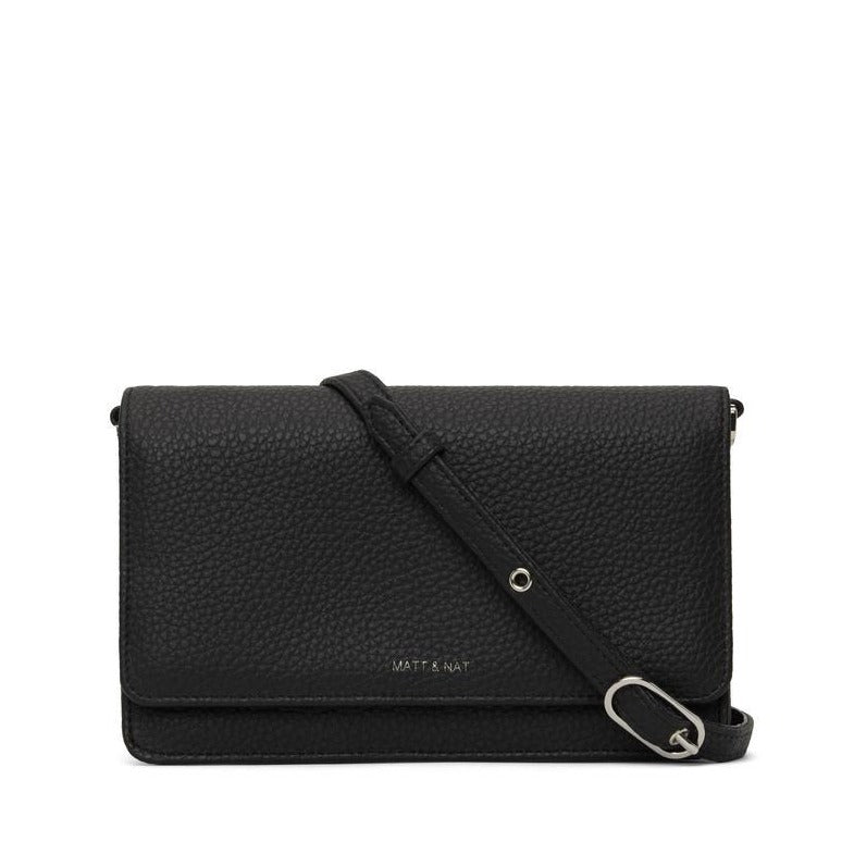 MATT & NAT - BEE CROSSBODY IN BLACK