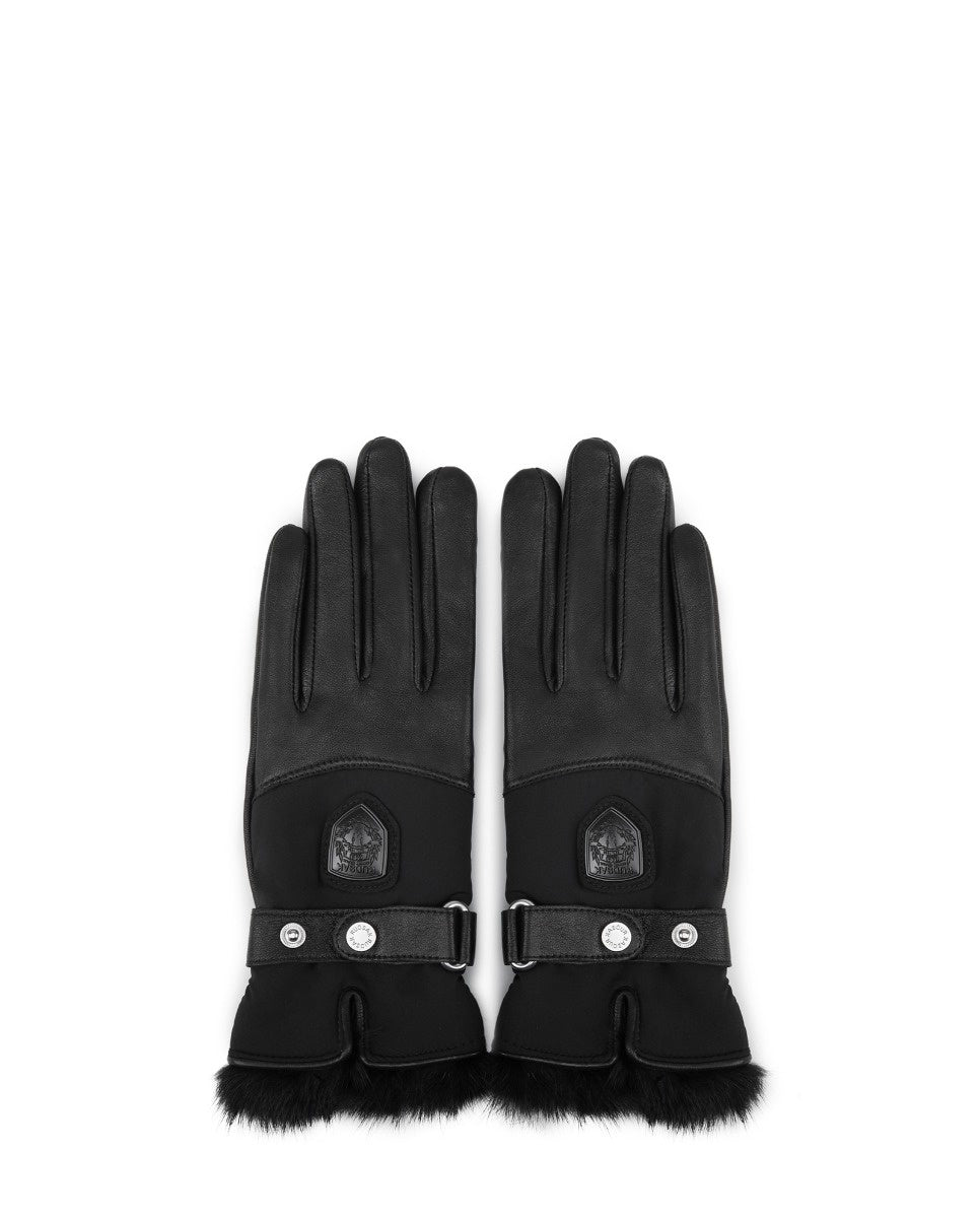 RUDSAK - STROMBOLI GLOVE IN BLACK/BLACK