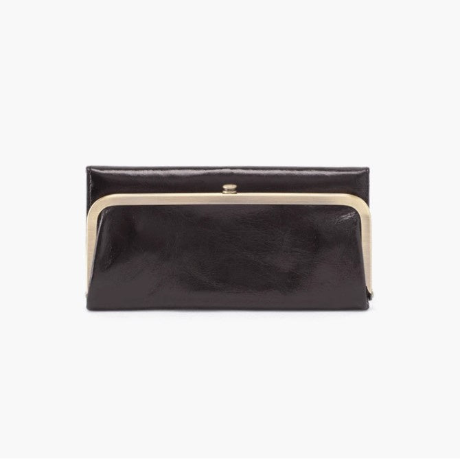 HOBO - RACHEL WALLET IN BLACK