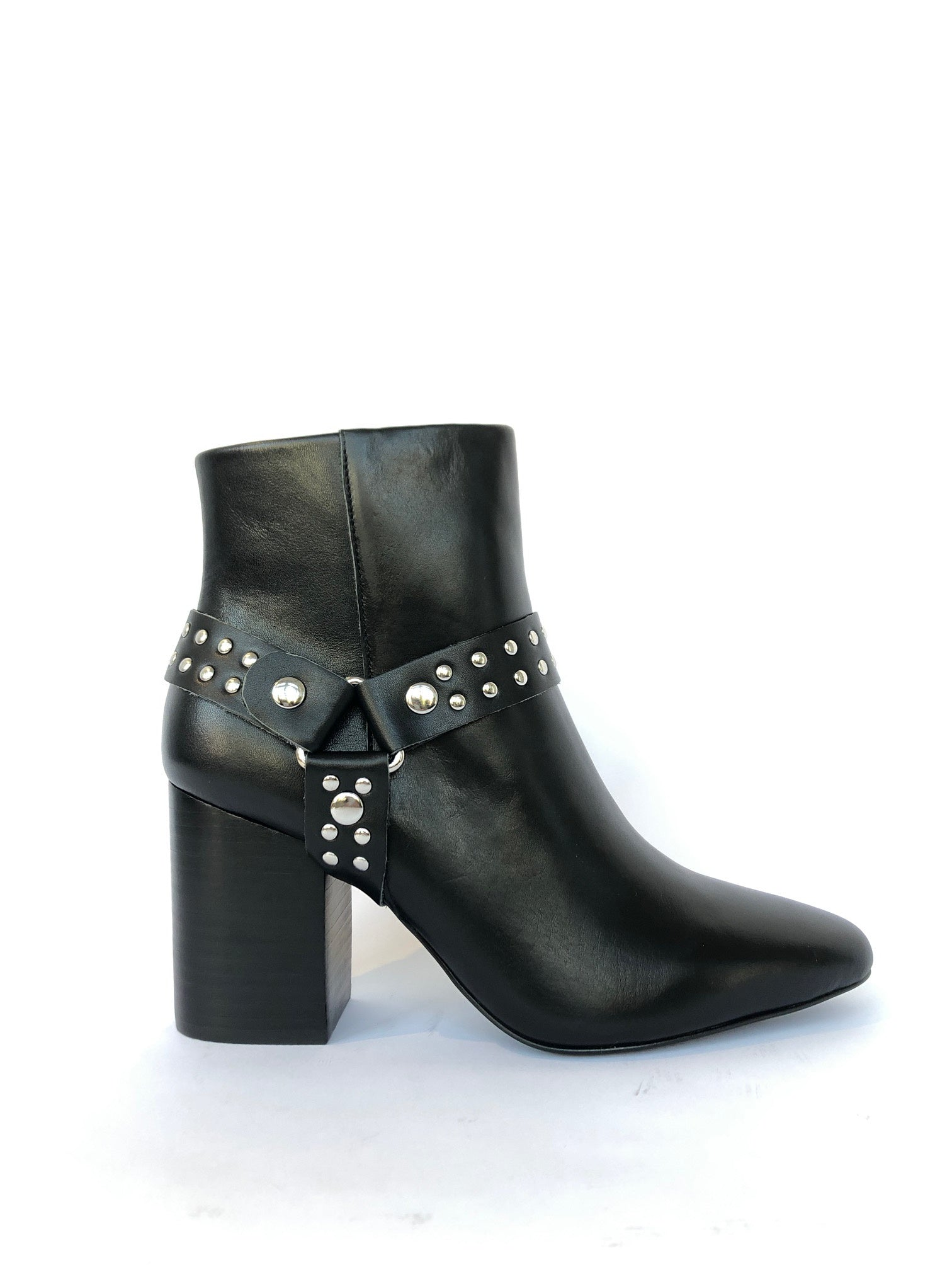 SOL SANA- TEGAN BOOT II IN BLACK