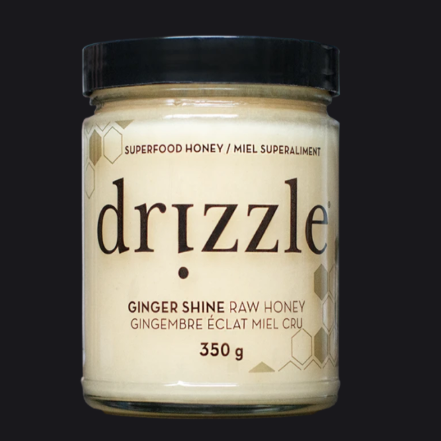 DRIZZLE - GINGER SHINE SUPERFOOD HONEY