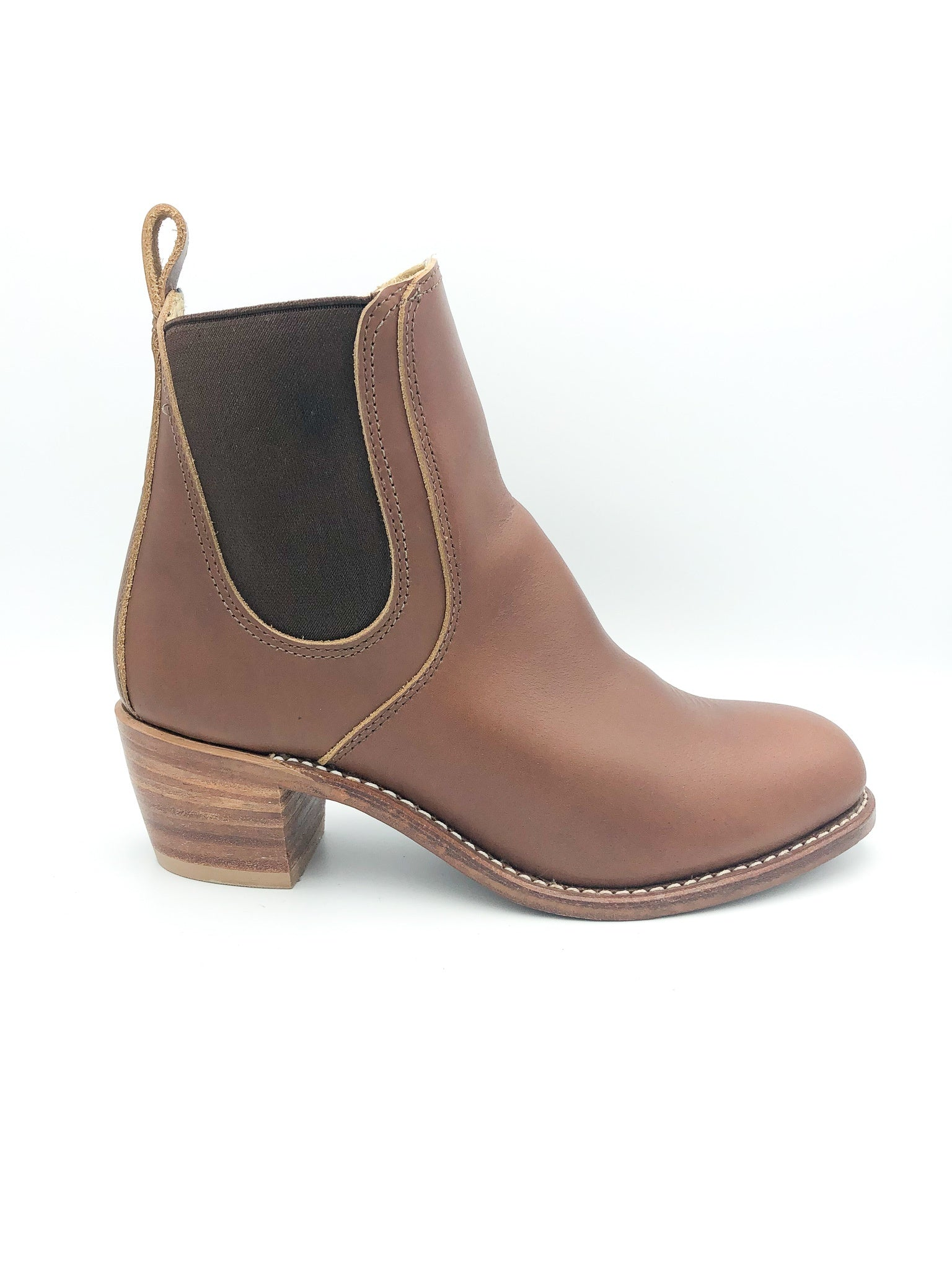 RED WING - WOMEN'S HARRIET IN COGNAC EXCALIBUR