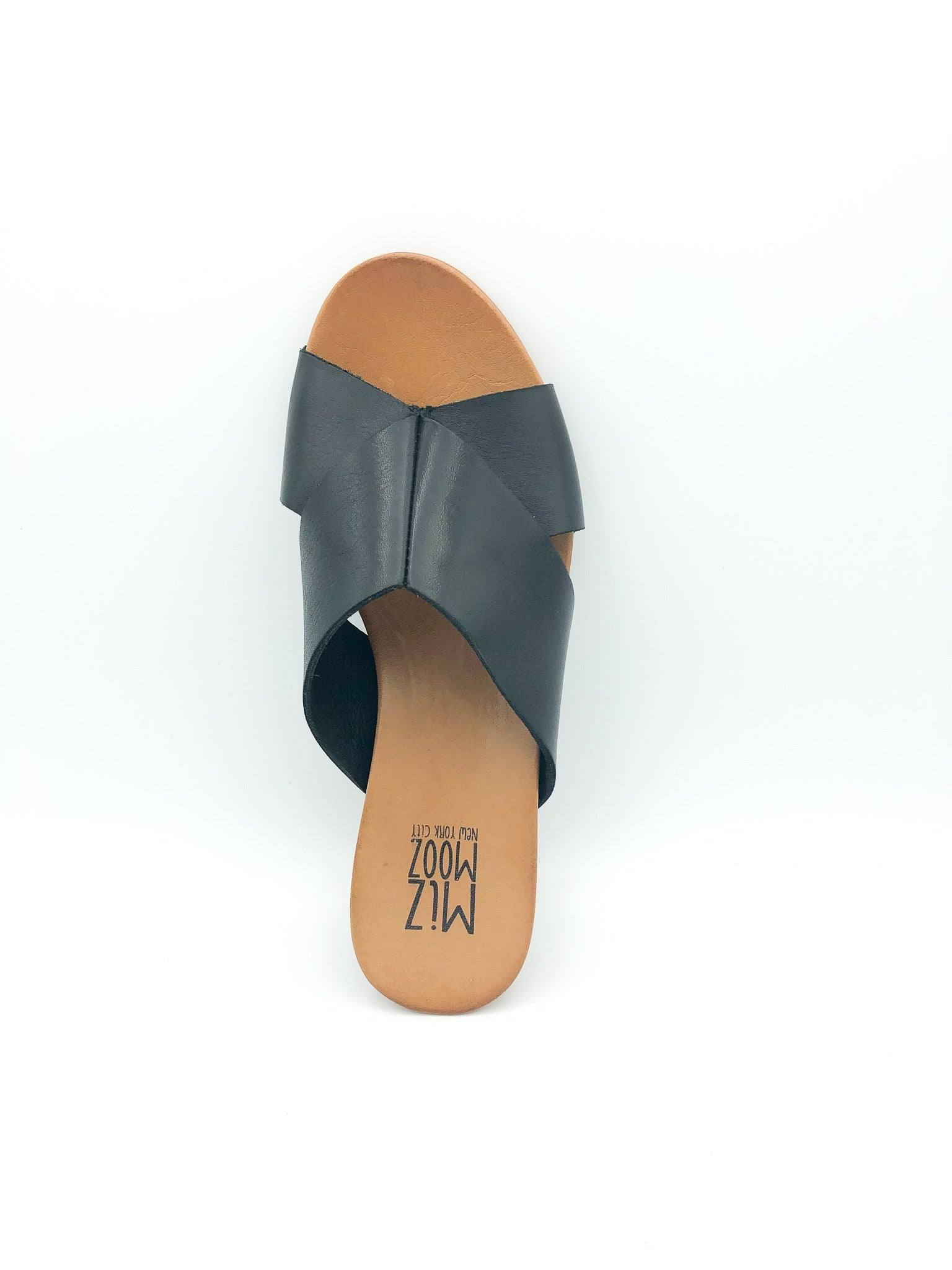 MIZ MOOZ - LEVI SANDAL IN BLACK