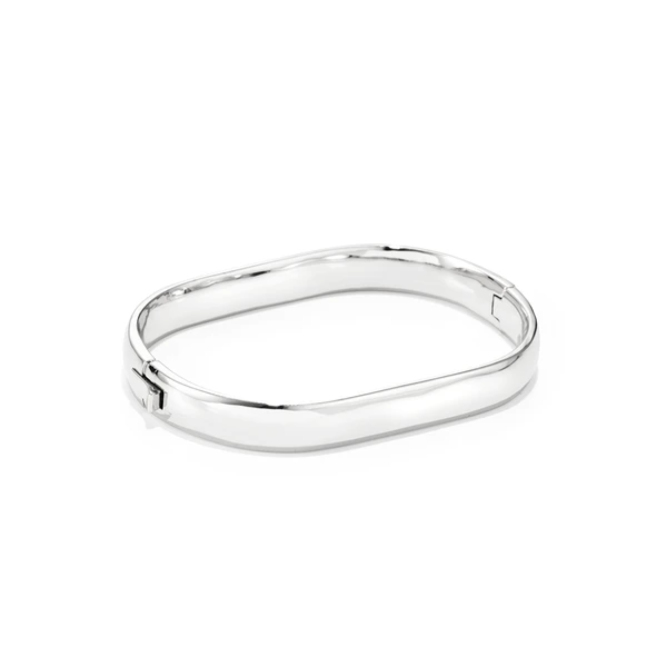 JENNY BIRD - STEVIE BANGLE IN SILVER