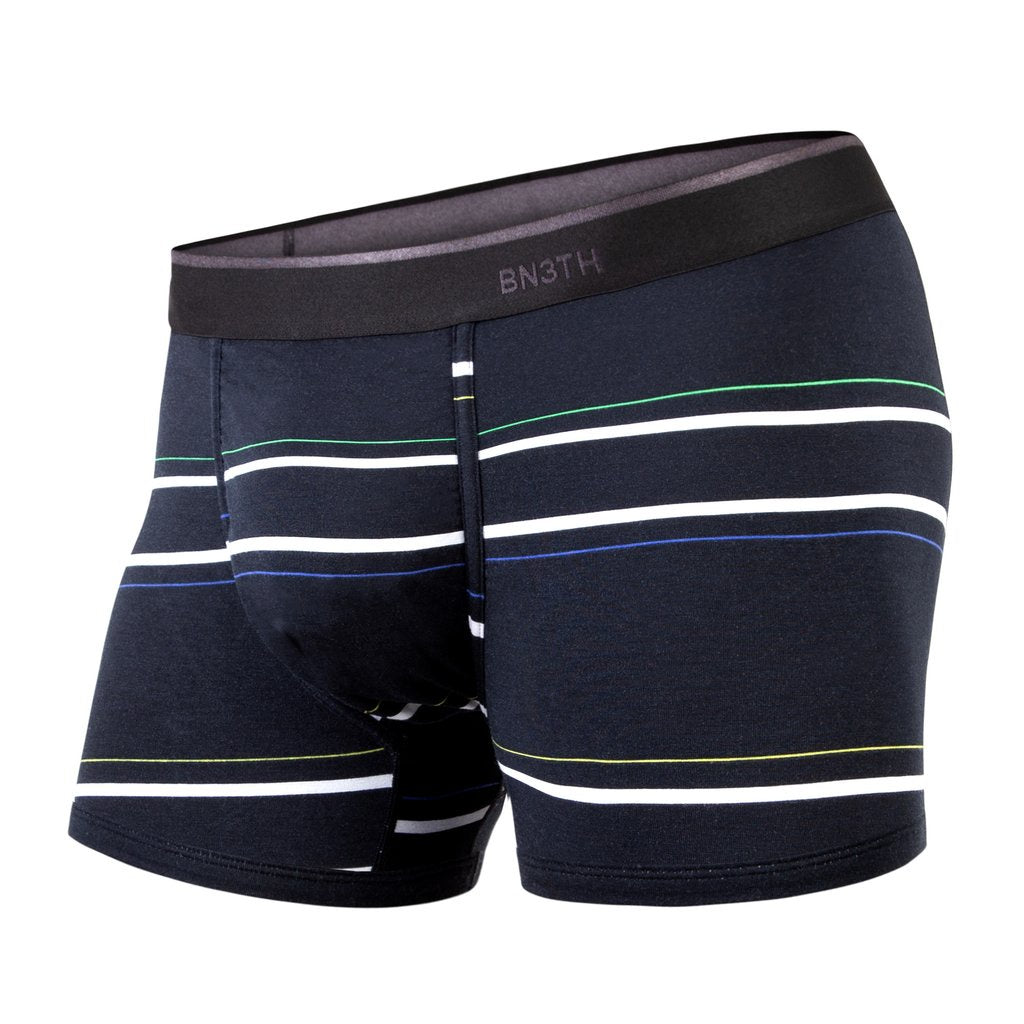 BN3TH - CLASSIC TRUNK PRINT NICE STRIPE BLACK