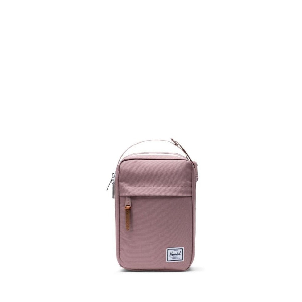HERSCHEL - CHAPTER TRAVEL KIT CONNECT IN ASH ROSE
