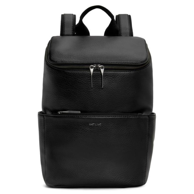 MATT & NAT - BRAVE BACKPACK IN BLACK