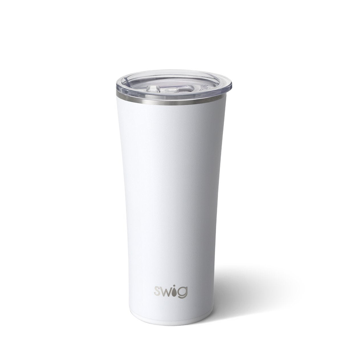 SWIG - 22 OZ TUMBLER IN MATTE WHITE