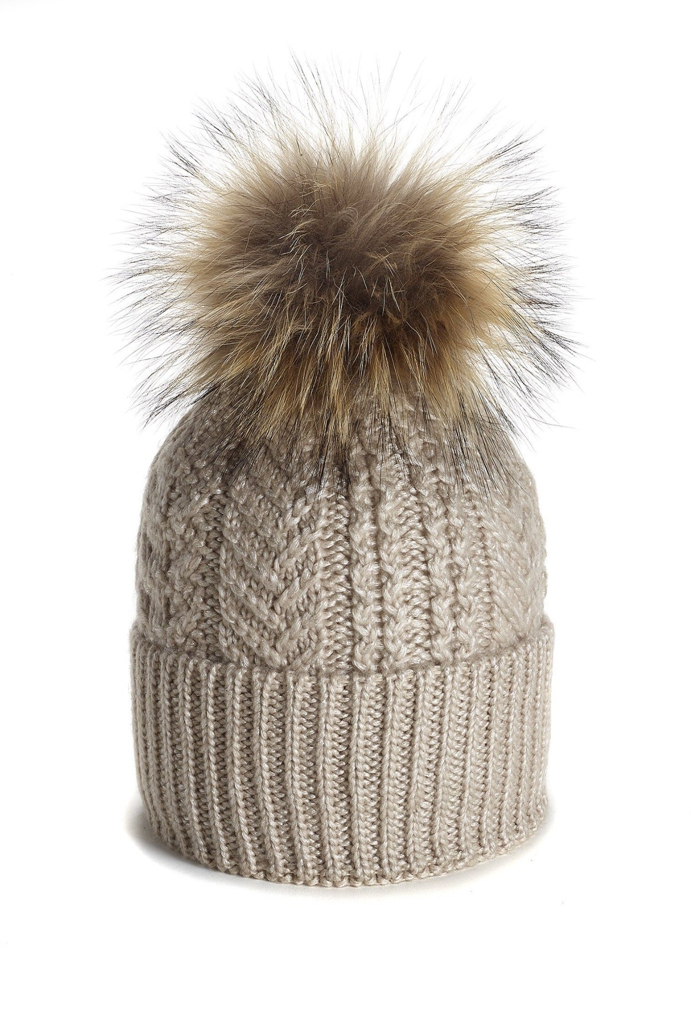 BRUME - MOUNT VALIN HAT IN TAUPE