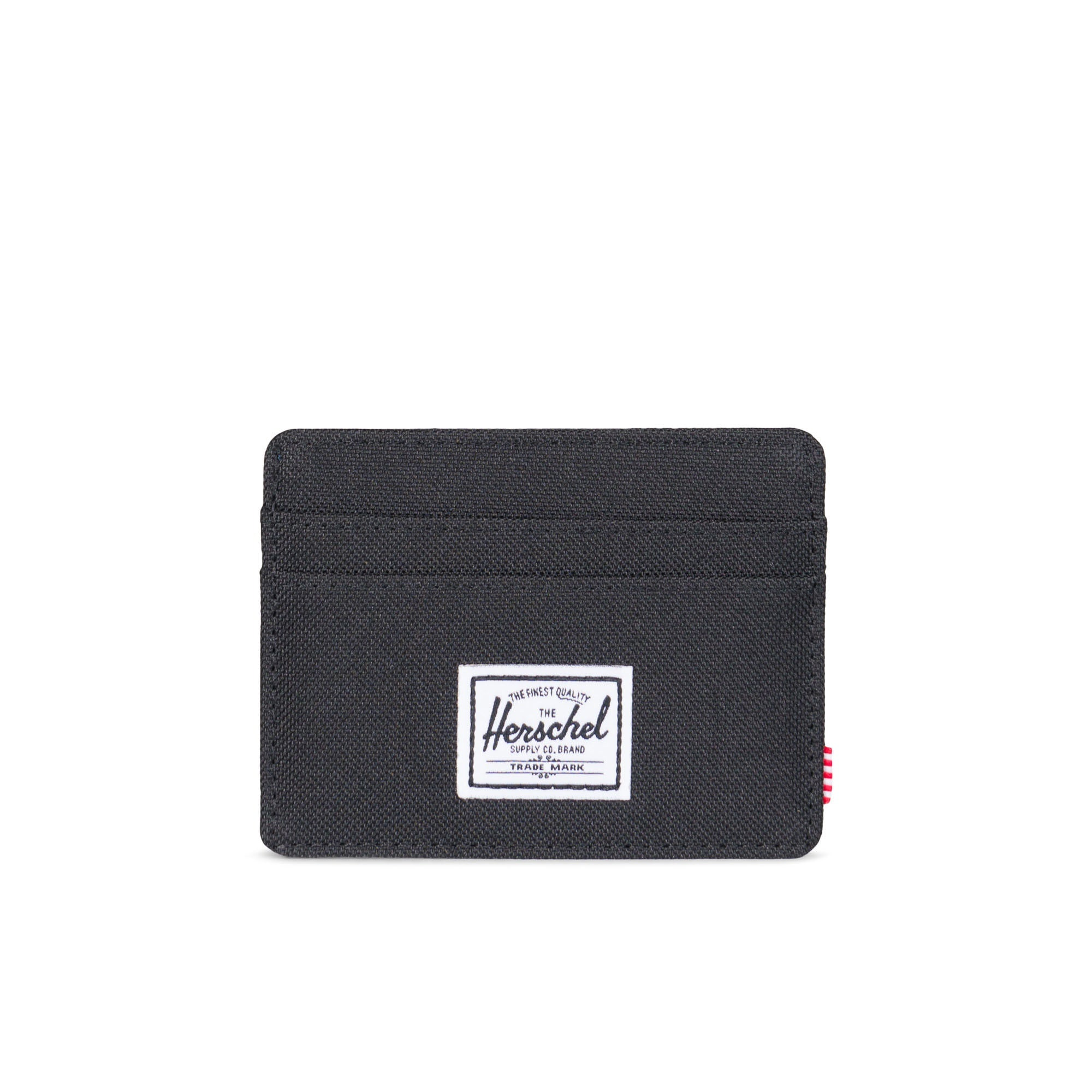 HERSCHEL - CHARLIE WALLET IN BLACK