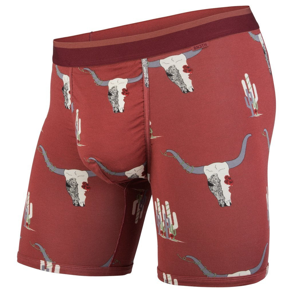 BN3TH - CLASSICS BOXER BRIEF IN DESERT ROSE TERRA COTTA