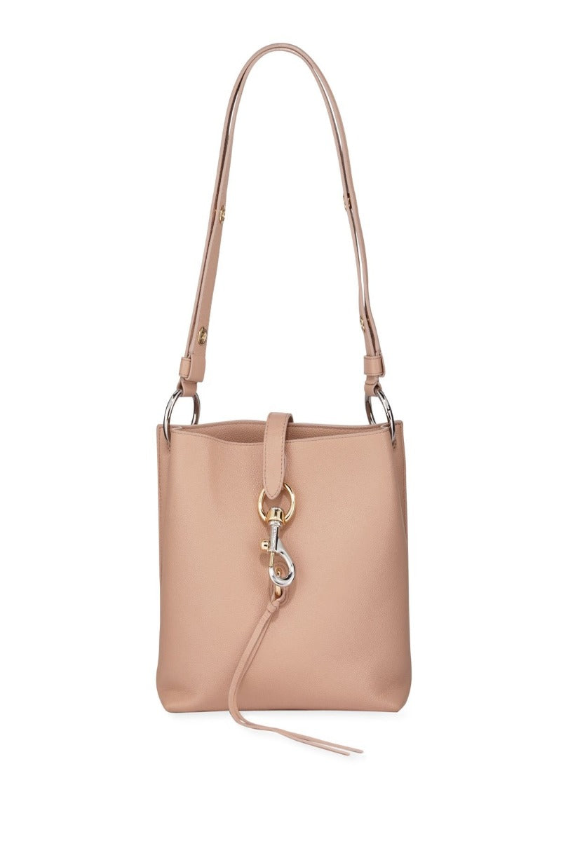 REBECCA MINKOFF - MEGAN SM FEED BAG IN DOE
