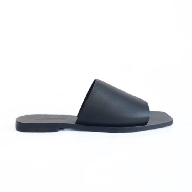 SOL SANA - MILA SLIDE IN BLACK
