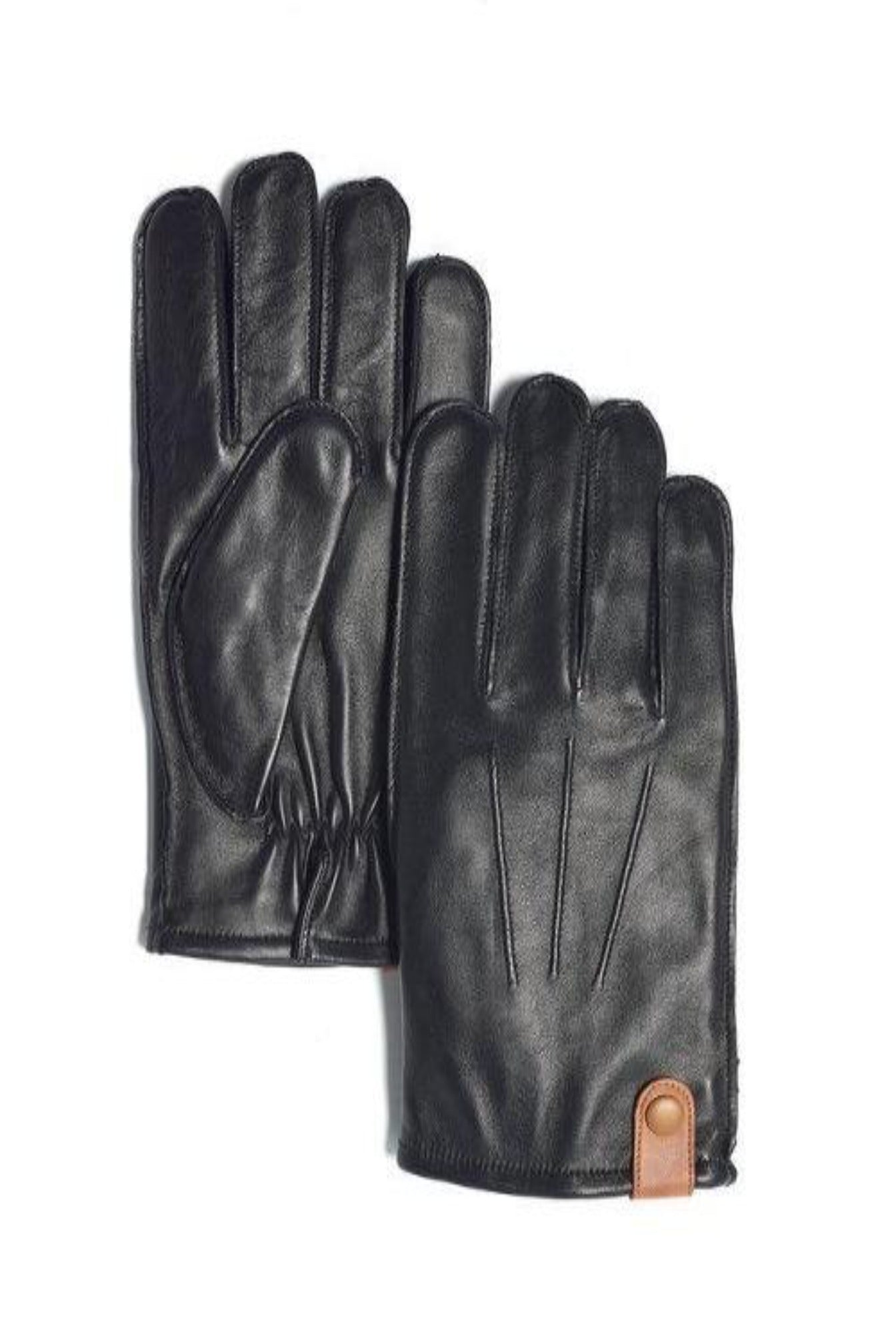 BRUME - GANDER GLOVE IN VINTAGE BLACK
