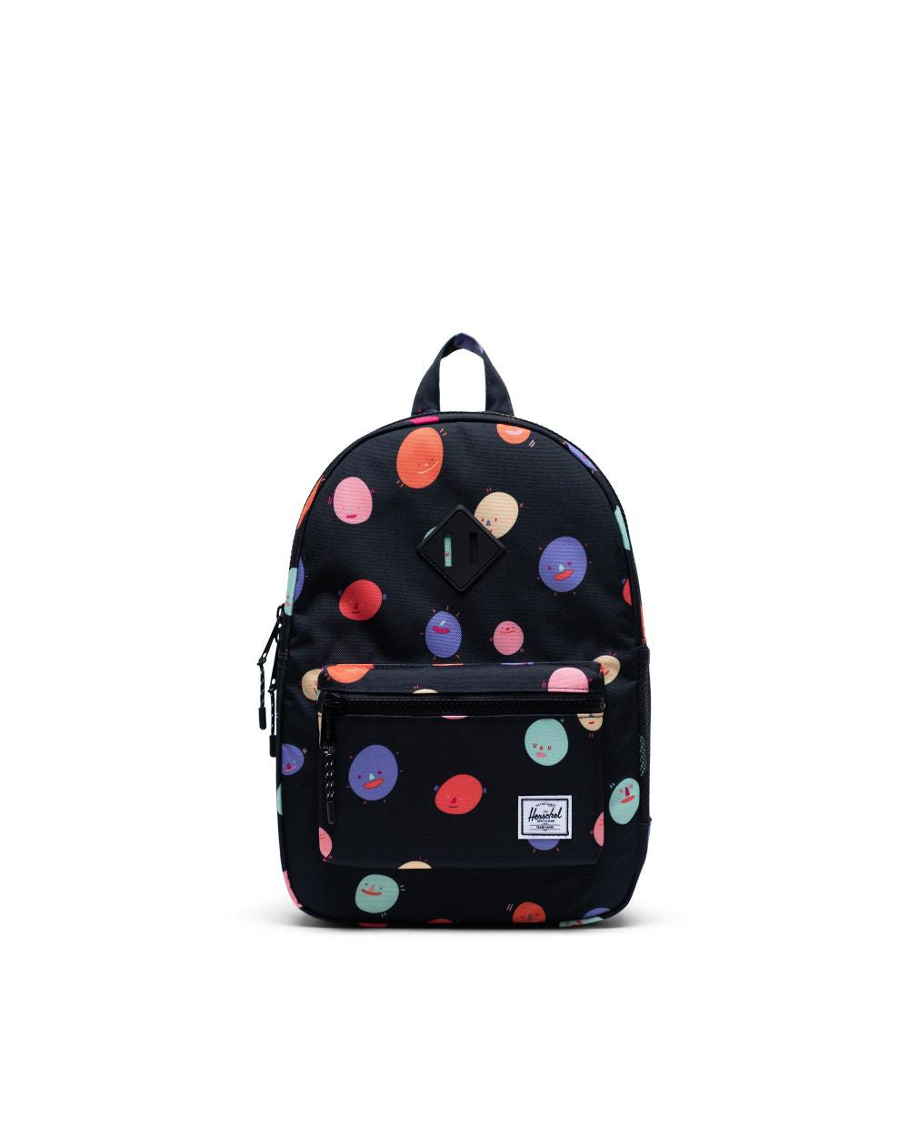 HERSCHEL - HERITAGE YOUTH BACKPACK IN POLKA PEOPLE