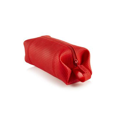 WURKIN STIFFS - RED RAMBLER DOPP BAG